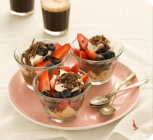 Chocolate Berry Trifles #picknpay #finest