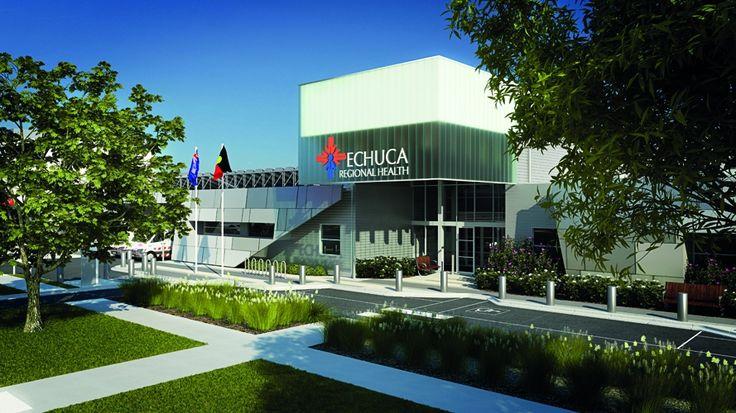 Echuca Regional Health Hospital Redevelopment