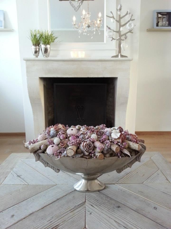 Berkenhout & gevriesdroogde rozen