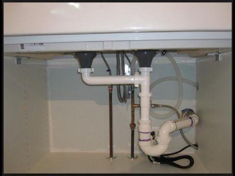 The Best! Kitchen Sink Plumbing