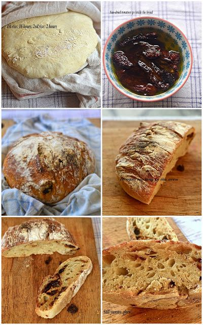 nodesserts: Sun-Dried Tomato Loaf