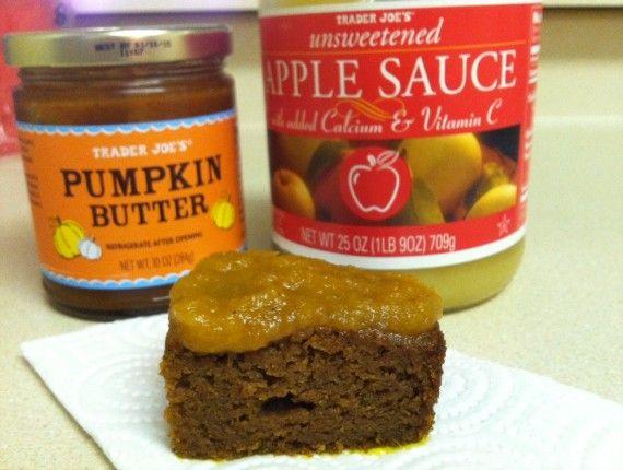 Recipe for Gluten-Free, Sugar-Free, Dairy-Free Pumpkin Bars
