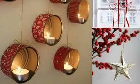 """Résultat de recherche d'images pour """"decoration noel a fabriquer facile"""""""