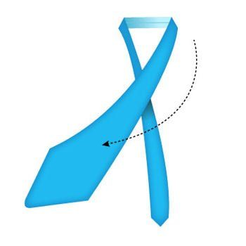 Comment faire un noeud de cravate simple?
