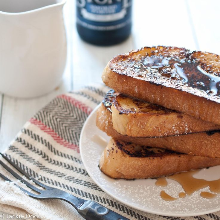 9 best beer brunch breakfast recipes images on pinterest recipe vanilla bean french toast made with beer forumfinder Images