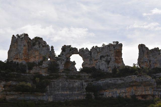 ¿África? ¿Calavera? Orbaneja del Castillo, Burgos.