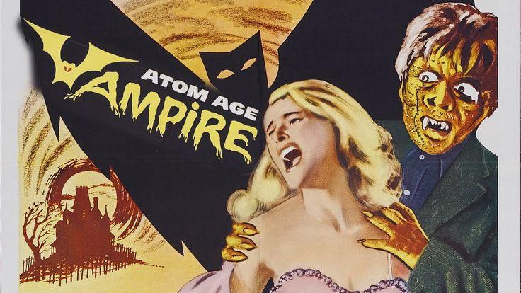 Atom Age Vampire Horror 105 Minutes Starring Alberto Lupo Susanne Loret Sergio Fantoni Franca Parisi Directed By Anton Giulio Majano Movie free download HD 720p