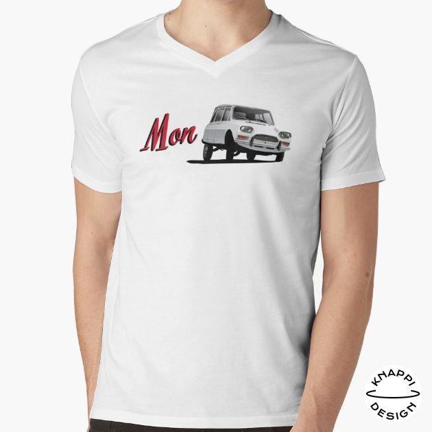 "CItroën ""Mon Ami"" 8 T-shirt in Zazzle.   http://automobile-t-shirts.blogspot.fi/2016/05/citroen-ami-8-break-t-shirts-and-gifts.html  #citroen #citroenami #ami8 #illustration #carillustration #automobile #classiccar #citroën #citroënami #tshirt #monami #70s"