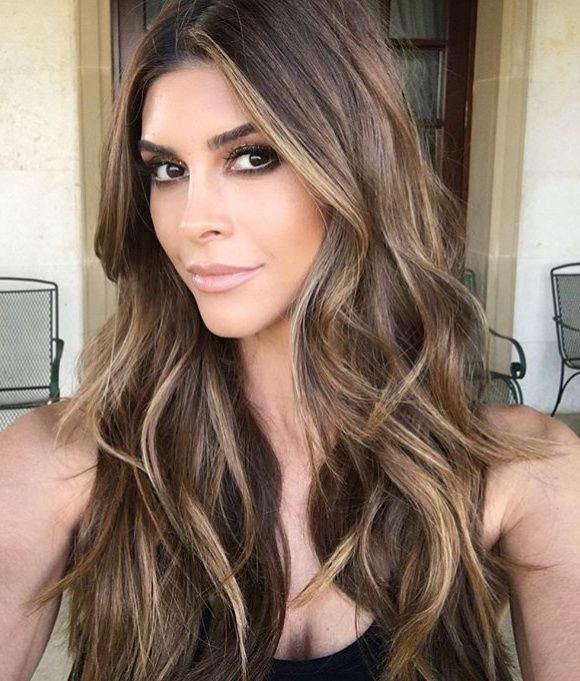 25+ best ideas about Highlights for dark hair on Pinterest   Dark hair highlights, Highlights ...