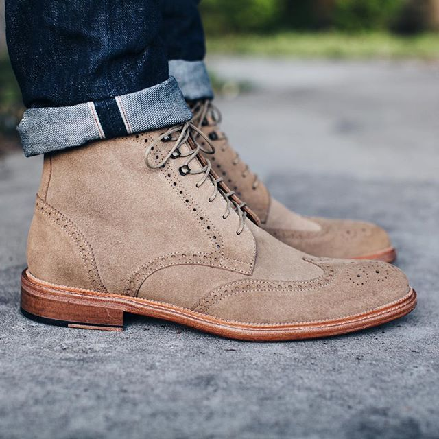 No matter who win this election, we are launching this boot tomorrow at 1pm EST  The Mack Boot in Sand available only at www.taftclothing.com  #weartaft #boots