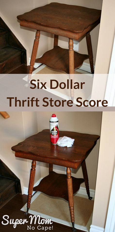 Don't you just love a good thrift store score! Click through for more pictures and details. via @susanflemming