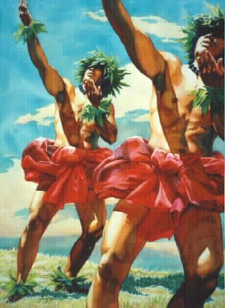 """Ho Okupu O kawika Malo""  By Janet Stewart"
