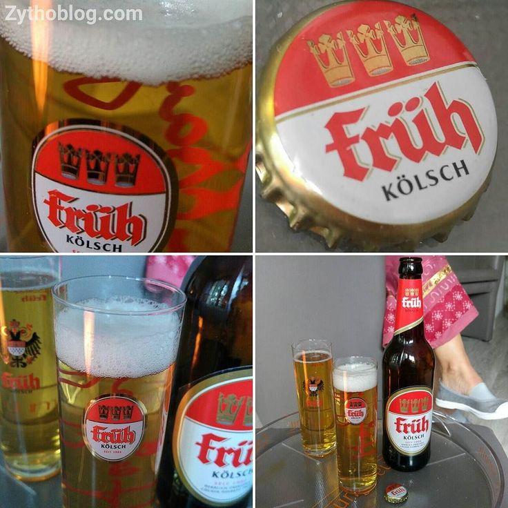 Petit apéro @frueh_koelsch ! #Cologne #Germany  ............................................................................. #BeerTime #ZythoTaste #Beer #Bier #Bière #Øl #Olut #Olout #Öl #Birre #Birra #Cerveza #Pivo #Cerveja #Пиво #ビール #Bīru #Bia  #beercaps #igbeer #beersommelier #beerstagram #loversbeer #instapic #NoFilter