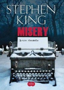 CCL - Cinema, Café e Livros: Livro da Semana: Misery: Louca Obsessão