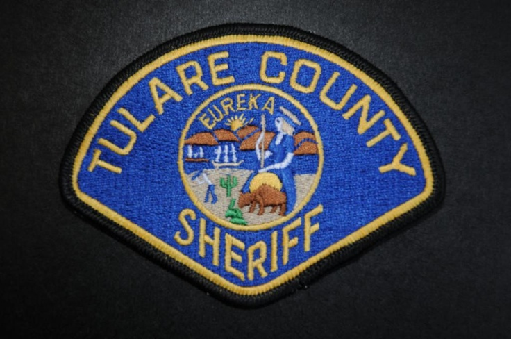 Tulare County Sheriff Patch, California (Current Issue)