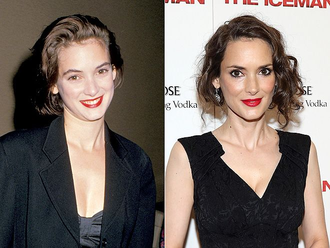 Flashback: It Girls Then & Wow!    Time seems to have stood still for Winona Ryder, Heather Graham, Alyssa Milano and more age-defying faces of the '80s and '90s