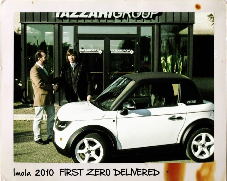 IMOLA 2010 - FIRST ZERO DELIVERED WWW.TAZZARI-ZERO.COM #TAZZARI #ZERO #EM1 #TAZZARIEV #ELECTRICCAR #ZEROEMISSION #DESIGN #LUXURY #ELEKTROAUTO #COCHEELECTRICO #VOITUREELECTRIQUE #CARROELETRICO #ELEKTRISCHEAUTO #ELEKTRIKLIARABA #ZZ #IMOLA #MADEINITALY