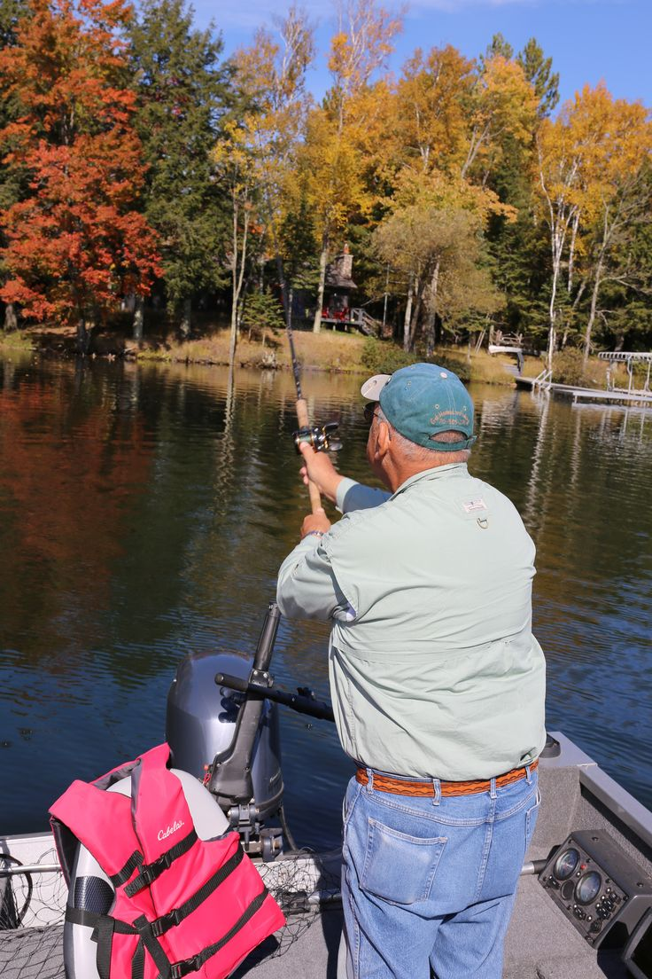 124 best images about fall in wisconsin on pinterest for Wi fishing season