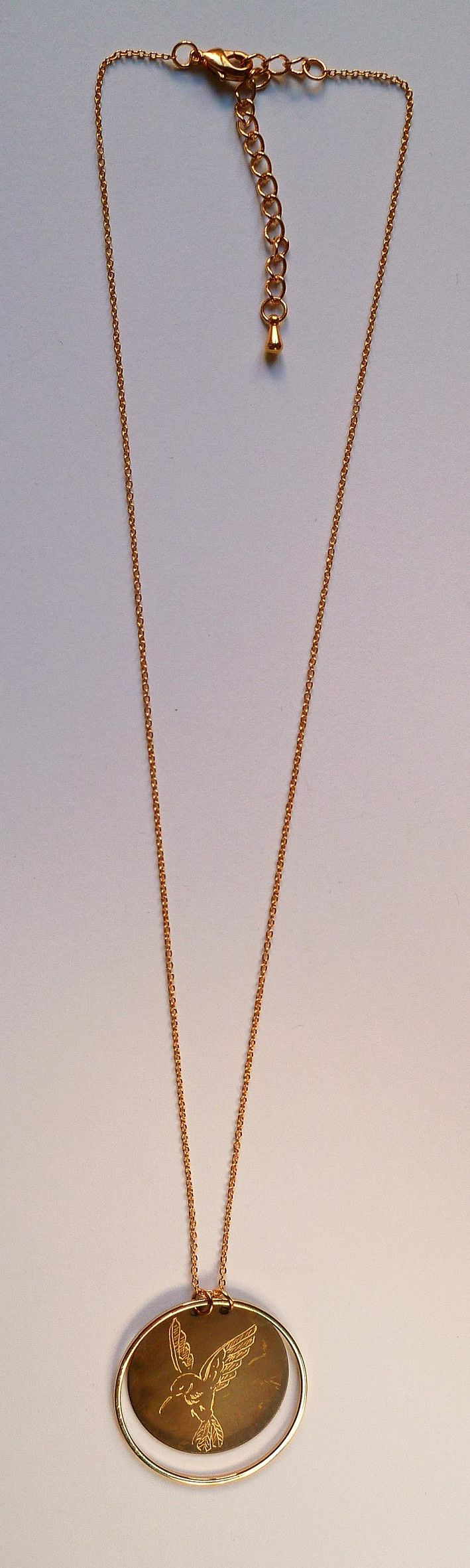 Collier rond.