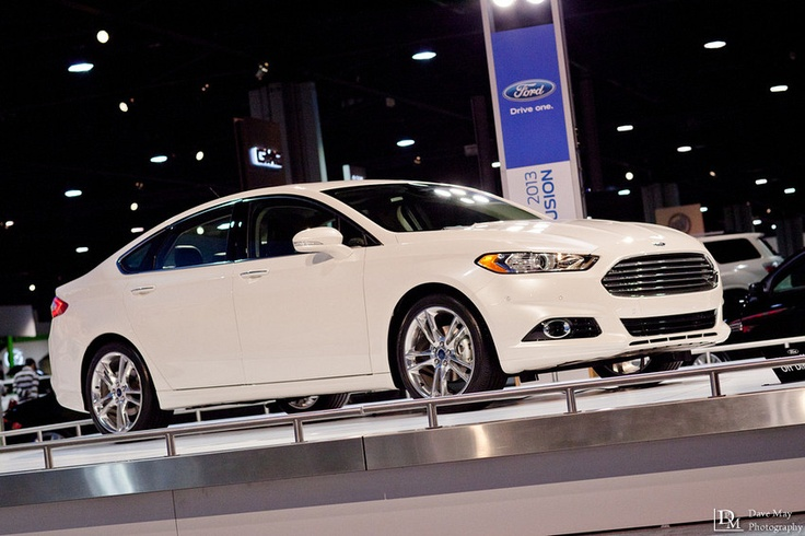 ford fusion park assist
