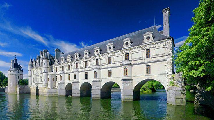 Visit Chateau de Chenonceau - Chateau de Chenonceau in France - Trips Channel