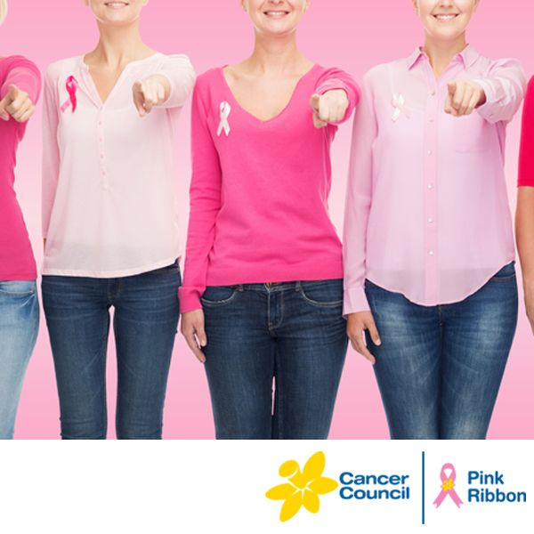 WE NEED YOU to help beat women's cancers. Register to volunteer for Cancer Council's Pink Ribbon Day today