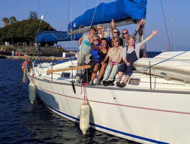 Amal-Hope II will not sail to Gaza this year, while Zaytouna-Oliva continues | Women's Boat to Gaza