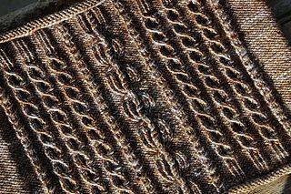 Ironbridge Cowl by Louise Zass-Bangham, Inspiration Knits