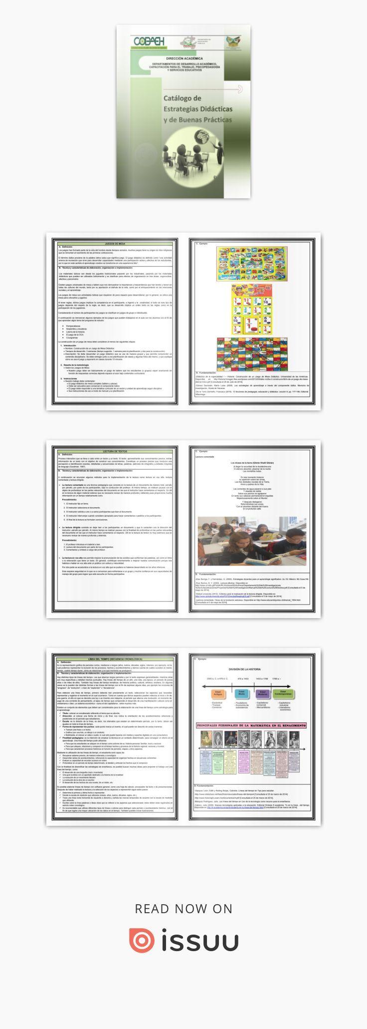 Catálogo De Estrategias Didácticas Y De Buenas Prácticas Didactico Buenas Prácticas Sé Bueno