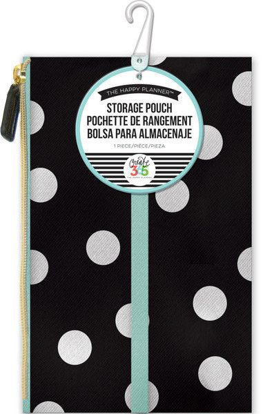 The Happy Planner™ Accessory Pouch with Elastic Band by Me & My Big Ideas