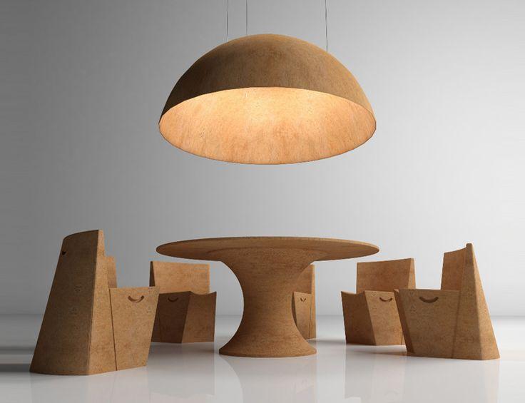 Ayers Cork Furniture By Albertina Oliveira