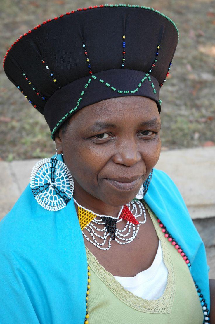 Mrs Shangase from Africa!Ignite / ZUID-AFRIKA