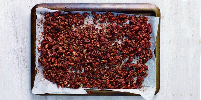 I Quit Sugar For Life - Chocolate Coco-Nutty Granola recipe