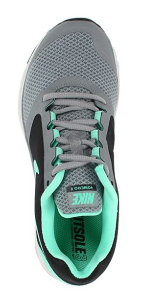 Mint & Gray Nikes? Yes, please! http://rstyle.me/~26bGM