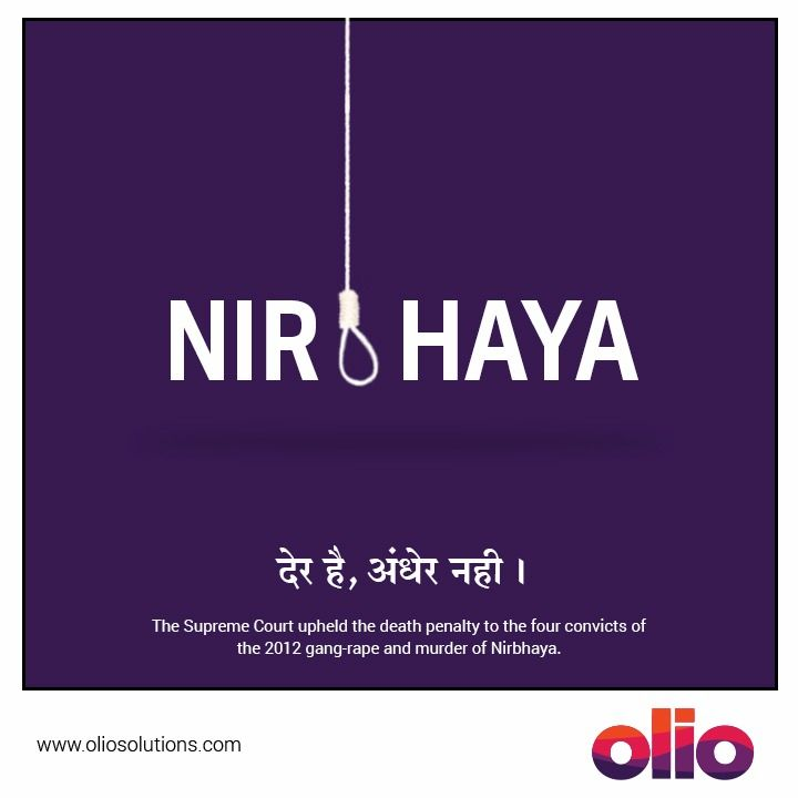 Finally Justice Prevails. Rest in peace, Brave soul  #nirbhaya #Justice #RIP