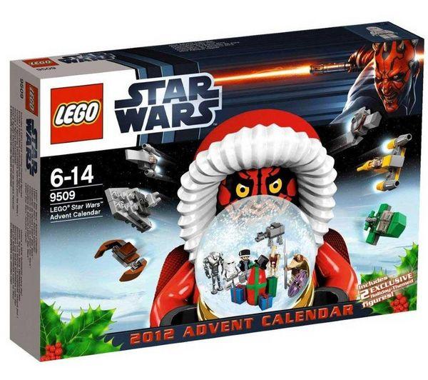 Lego Star Wars Advent Calendar 9509 #pixmania #toys