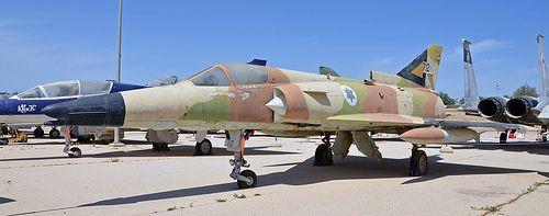 IAF IAI Kfir C1 | Flickr - Photo Sharing!