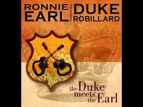 "▶ Ronnie Earl & Duke Robillard - ""My Tears"" [From 'The Duke Meets The Earl']"