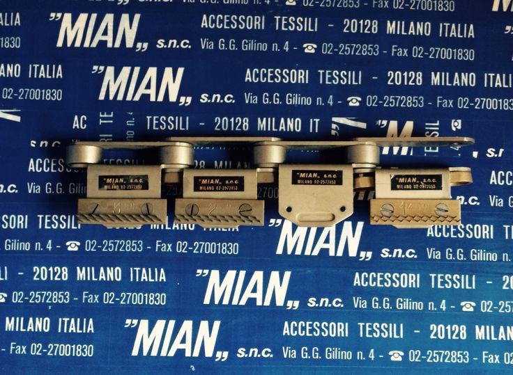 #chain for #stenter #madeinItaly #mian #itma2015 #finishing #finissaggio #rameuse #textile #milano