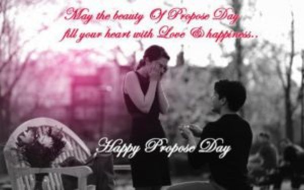 8th feb Happy Propose Day 2018 Images HD date wishes sms quotes wallpapers