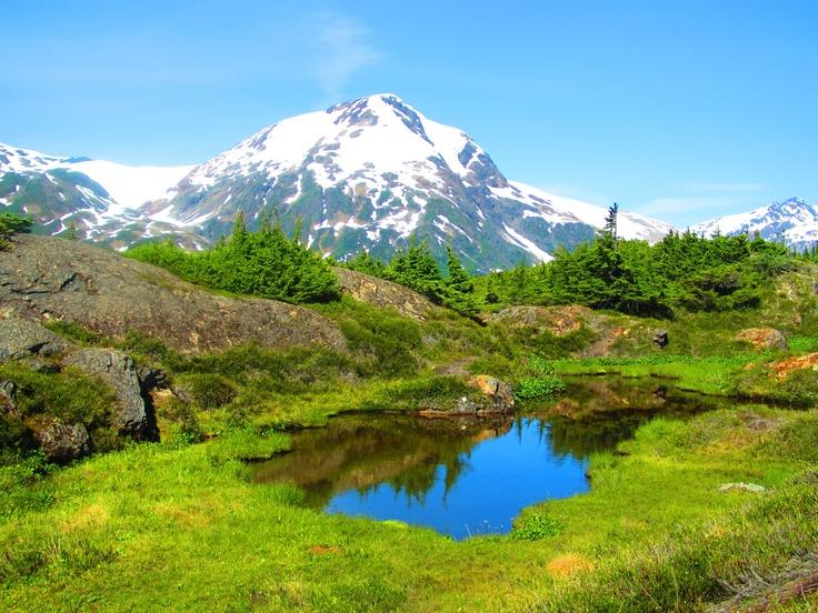 Stewart/Hyder, Alaska