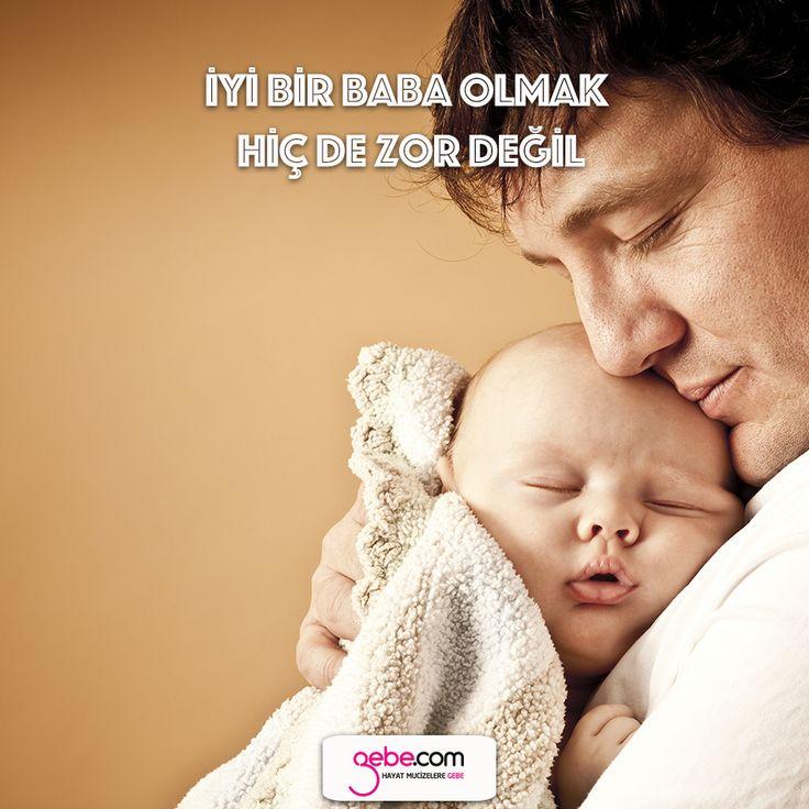 Bebeğine iyi bir baba olmak isteyen babalara uzmanların küçük ipuçları var. İşte o ipuçları... ▶️goo.gl/2y3NPl