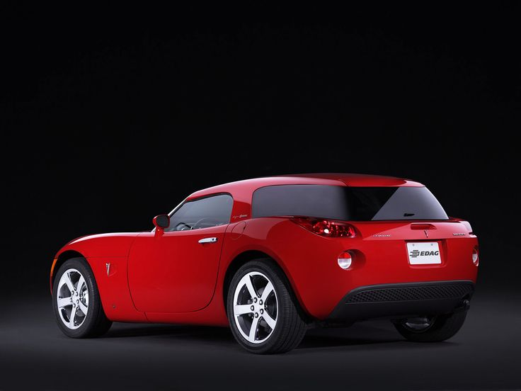 Pontiac Solstice Concept Wallpapers Wallpapers Wallpapers For Desktop