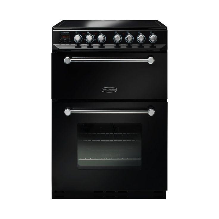 £799 Rangemaster Kitchener 60cm Electric Freestanding Cooker