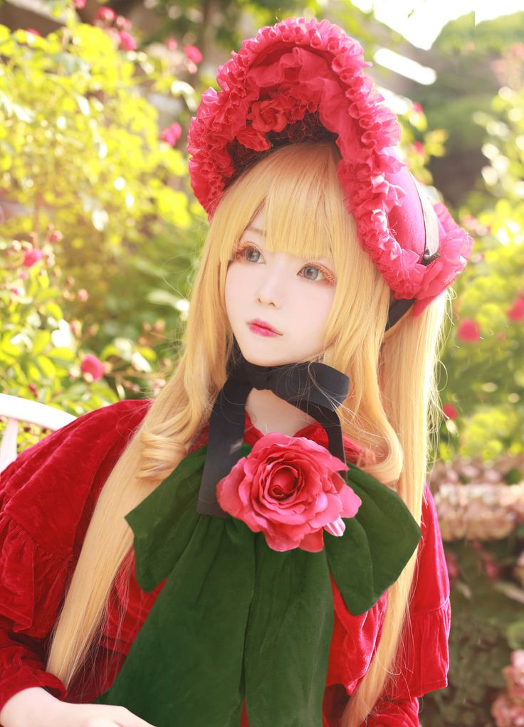 Lucia(Lucia) Shinku Cosplay Photo - Cure WorldCosplay