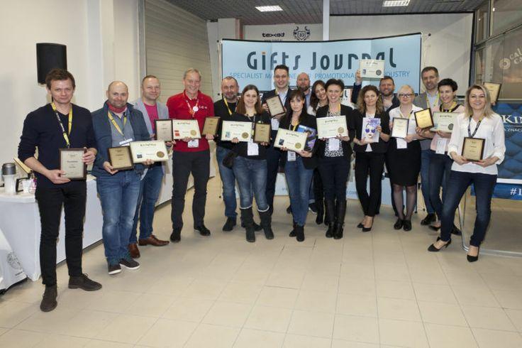 Finaliści Gifts of the Year 2017 - LeżaKing www.leżaking.pl