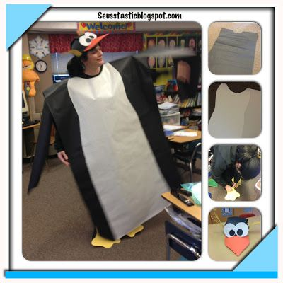 Seusstastic Classroom Inspirations: Penguin Day, 100th Day & Val Day Student Gift!
