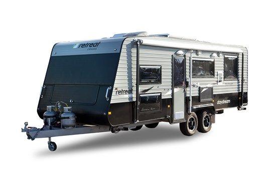 Daydream - Retreat Caravans from Down Under