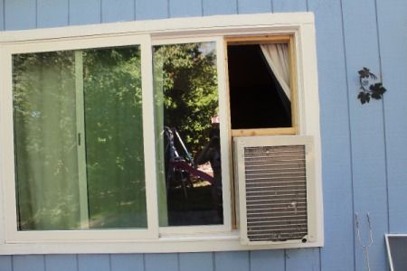 Installing a Window Air Conditioner | ThriftyFun