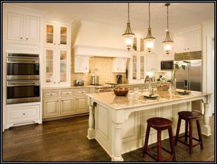 Impressive Off White Kitchen Cabinets Fancy Kitchen Decorating